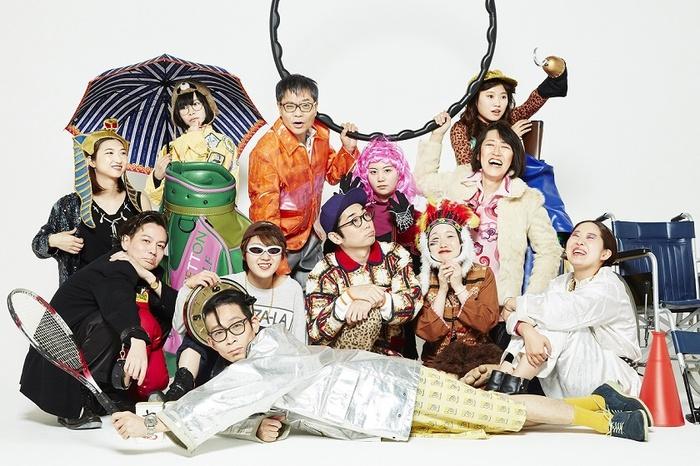 """□□□、今年3月に開催された東京ワンマン公演の""""LIVE DVD付きTシャツおよびロンT""""を数量限定で明日9/22より通販開始。DVDトレーラー映像公開も"""