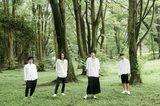 ラックライフ、11/14リリースのニュー・シングル『Naru』収録曲&新アー写公開