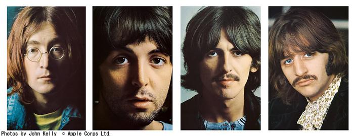 THE BEATLES、11/9に『The Beatles (White Album)』50周年記念スペシャル・エディション・リリース決定