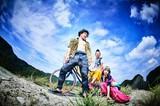 モーモールルギャバン、9/26リリースのニュー・ミニ・アルバム『IMPERIAL BLUE』より「7秒」MV公開