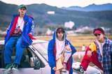 変幻自在の3MCヒップホップ・グループ SUSHIBOYS、11/21にニューEP『350』リリース決定。12月より初のワンマン・ツアー開催も