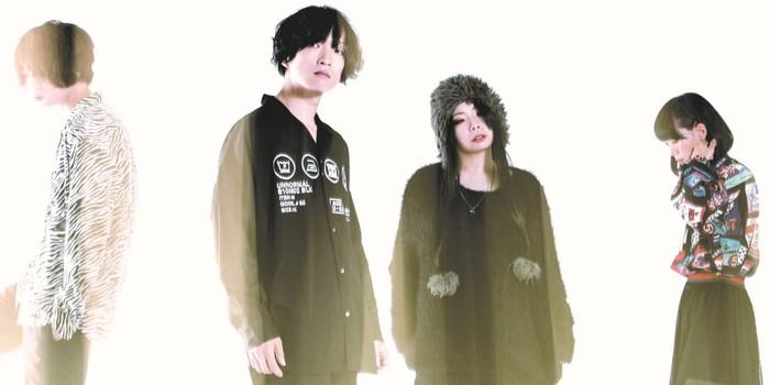 名古屋の男女混声4ピース・ロック・バンド EARNIE FROGs、3ヶ月連続配信リリース決定&第1弾「Stand up crowd」本日10/31配信スタート。東名阪ツアー開催も