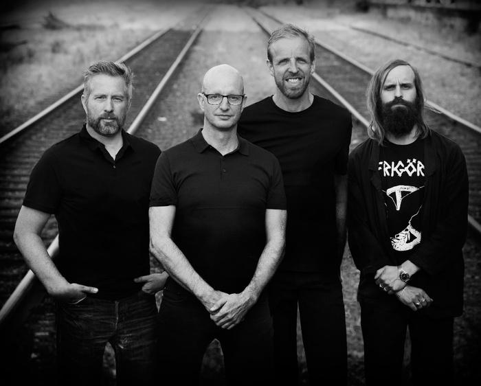 スウェーデンの90sエモ代表バンド STARMARKET、来年1月に17年ぶり来日公演開催決定