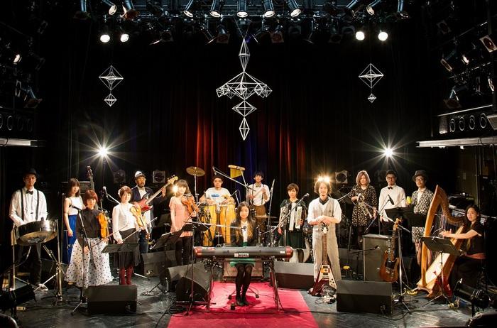 チーナフィルハーモニックオーケストラ、来年2/16吉祥寺 武蔵野公会堂にて初のホール・ワンマン・ライヴ開催決定