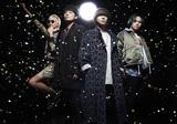 グッドモーニングアメリカ、11/14リリースの6thアルバム『!!!!YEAH!!!!』ジャケ写&新ヴィジュアル公開。金廣真悟(Vo/Gt)による弾き語りインストア・イベントも