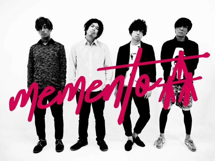 神戸発の4人組ミクスチャー・バンド memento森、12月に2ndフル・アルバム『KNOWN』リリース決定。東京、神戸でリリース・プレ・イベント開催も