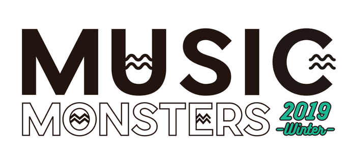 "2/23開催の都市型音楽フェス""MUSIC MONSTERS -2019 winter-""、第1弾出演アーティストにBentham、GOOD ON THE REEL、FINLANDS、THE LITTLE BLACK、koboreら決定"