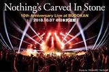 Nothing's Carved In Stone、日本武道館公演のライヴ・レポート公開。圧巻のアンサンブルで大会場を焚きつけ、バンドの10年を仲間たちと証明したキャリア初の武道館ワンマンをレポート