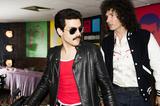 "QUEEN、Freddie Mercury(Vo)の伝記映画""ボヘミアン・ラプソディ""メイキング映像を公開。Matthew Bellamy(MUSE/Vo/Key/Gt)、ZEDDらのコメントも"