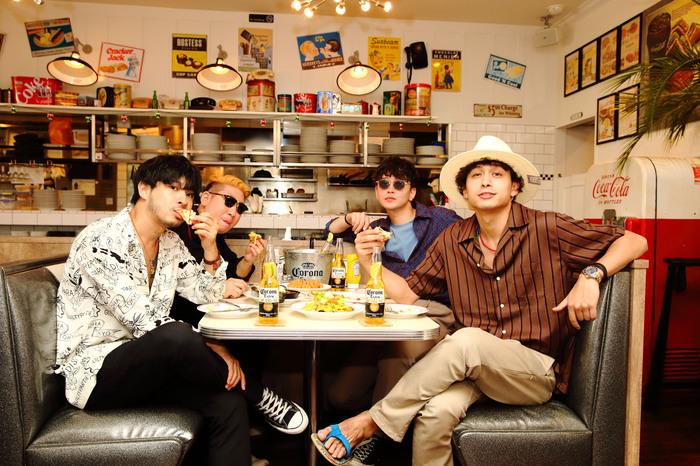 SPiCYSOL、デジタル・シングル「Blue Moon」明日10/12より配信スタート。11/22には7インチ・レコード『Coral / Blue Moon』リリースも