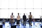 the band apart、20周年イヤー最後のツアーは(naked)名義での東名神ワンマン・ツアーに決定。会場およびオフィシャル通販限定シングル『Foresight e.p.』のリリースも
