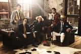 """""""ハイブリッドJAZZバンド""""TRI4TH、11/14にメジャー・デビュー・アルバム『ANTHOLOGY』リリース決定"""