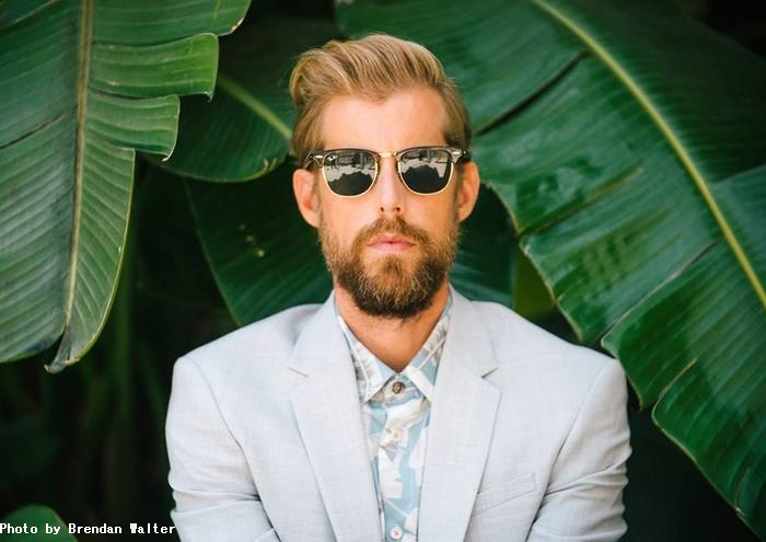 ANDREW MCMAHON IN THE WILDERNESS、最新アルバム『Upside Down Flowers』より「Paper Rain」MV公開
