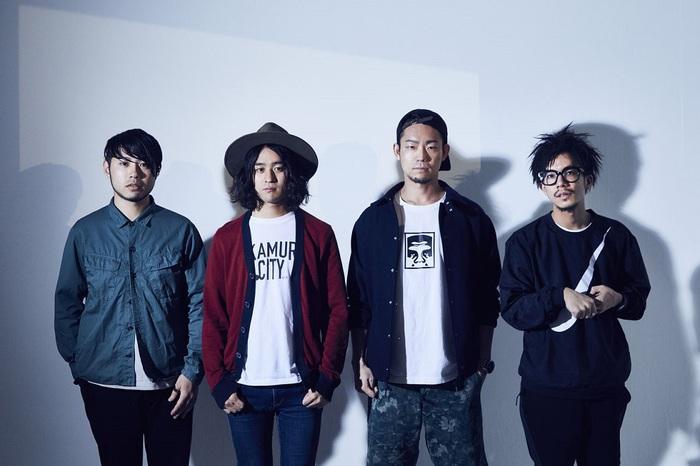 DALLJUB STEP CLUB、12/19に3rdアルバム『SANMAIME』リリース決定。空きっ腹に酒、MOP of HEAD迎えた自主企画&リリース・ツアー開催も