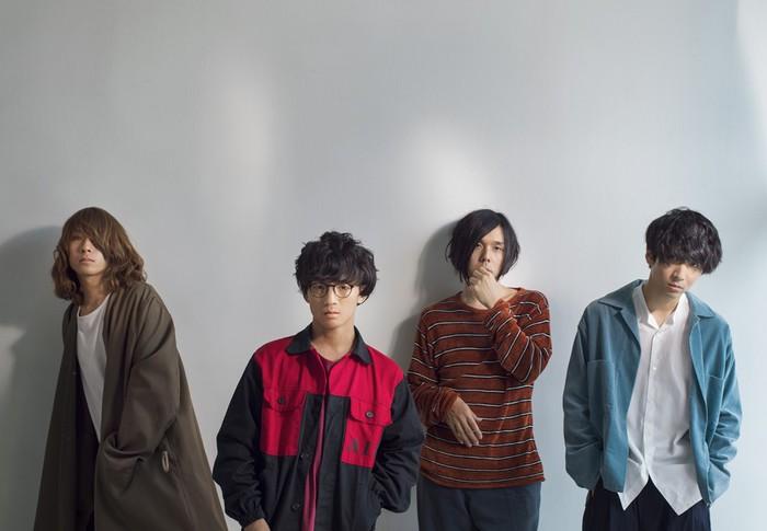 ヒトリエ、11/28リリースのニュー・シングル表題曲「ポラリス」MV公開