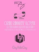 """来年1/20に下北沢LIVEHOLICにてEMPTYSCENARIO主催イベント""""ONE NIGHT LOVE""""開催決定。maco marets、City Your City、Down the Hatch出演"""