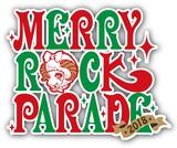 """12/22-24開催""""MERRY ROCK PARADE 2018""""、第3弾出演アーティストにドロス、岡崎体育、キュウソ、フレデリック、NCIS、andropら出演決定"""