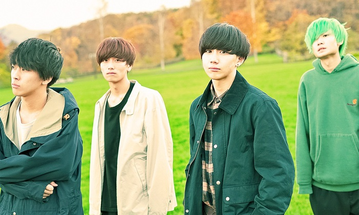 札幌在住4人組ギター・ロック・バンド UMEILO、Eggsでロング・ヒット中の「高空」タワレコ札幌ピヴォ店限定リリース決定。MVも公開