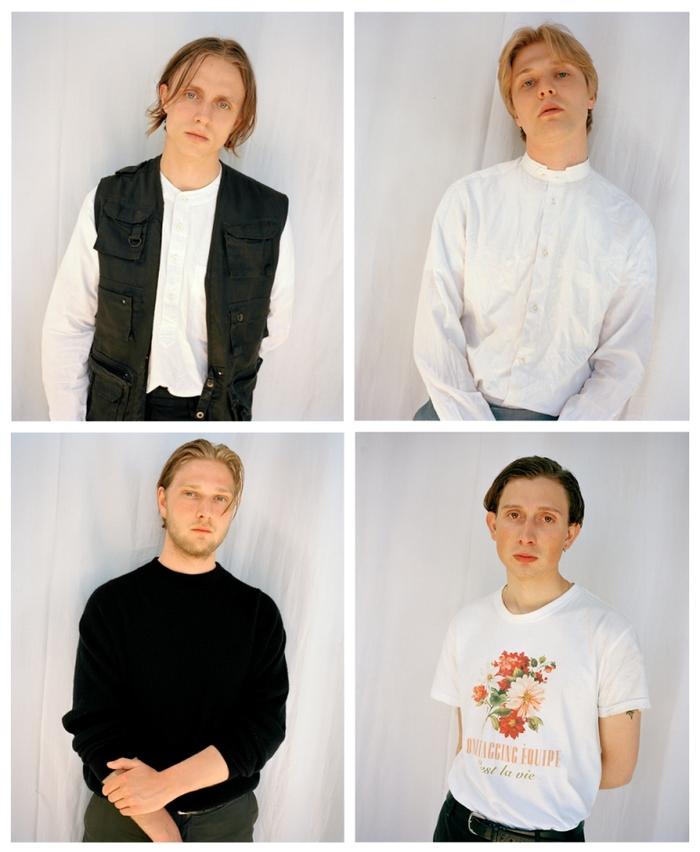 デンマークの4人組バンド COMMUNIONS、12/14に日本限定12インチ・アナログEPリリース決定