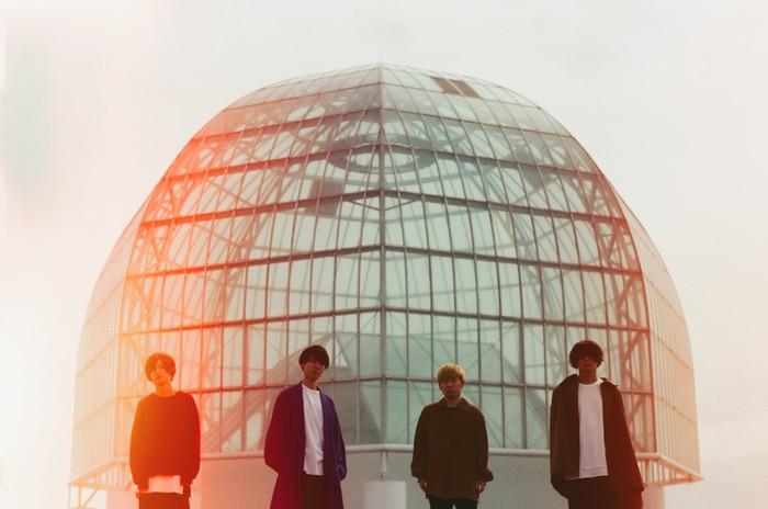 雨音系ロック・バンドDay on Umbrella、来年2/6に2nd EP『呼吸と対話』リリース決定。TOWER RECORDS新宿店への設置も