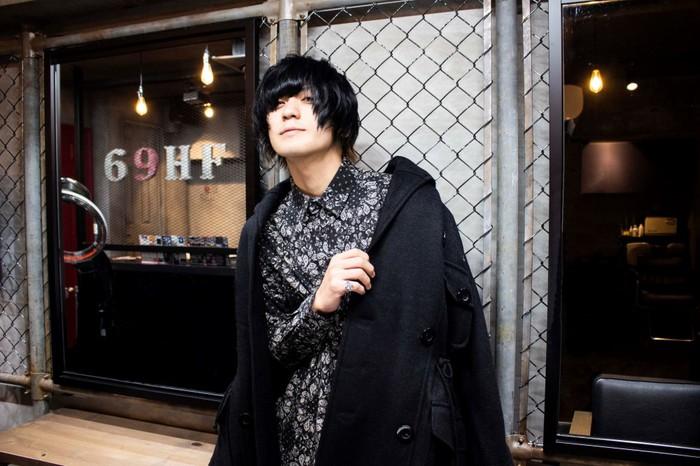 """水野ギイ(ビレッジマンズストア)、激ロック・プロデュースによる美容室""""ROCK HAiR FACTORY""""のカットモデルに登場。スタイルを公開"""