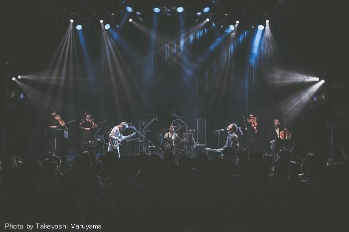 "Ryu Matsuyama、全国ツアー""Afterglow""ファイナル・ワンマン公演より「Footstesps」ライヴ音源を明日12/20放送""SONAR MUSIC""にてオンエア"