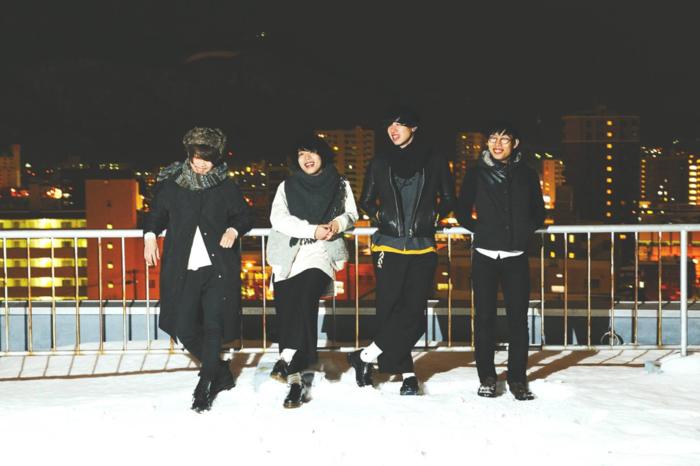 札幌発4ピース アルクリコール、12/14配信シングル『日々が零れて』リリース決定。MV公開も
