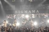 BIGMAMA、新曲「Foxtail」を配信リリース。ティーザー映像も公開