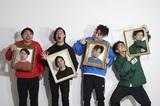 DALLJUB STEP CLUB、12/19リリースの3rdアルバム『SANMAIME』全曲トレーラー、ジャケ写&新アー写公開。渋谷WWWでの初ワンマンも決定