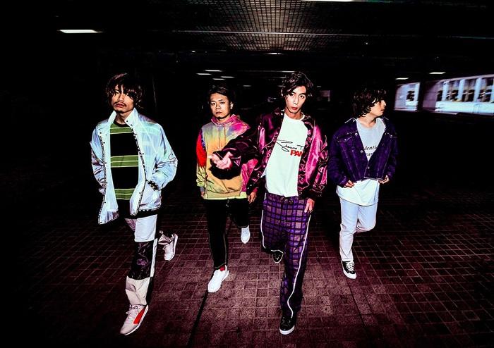 パノラマパナマタウン、2/13リリースの1stフル・アルバム『情熱とユーモア』詳細発表。リード曲「Top of the Head」ティーザー映像も公開