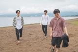 TENDER TEMPER(ex-知る権利)、本日12/9リリースの配信シングル「Cheek's Wonder」MV公開