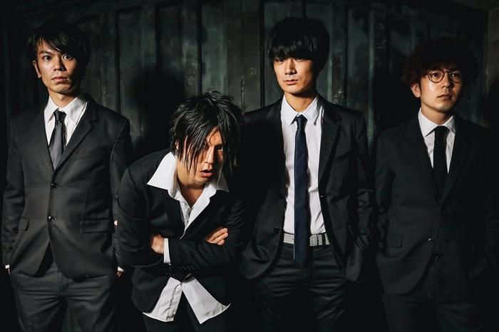 ユニゾン田淵、AFOC佐々木らによる新バンド THE KEBABS、デモCD『THE KEBABS #1』会場限定リリース決定。収録曲「THE KEBABSのテーマ」MVも公開