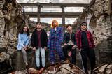 台湾の5人組女性ヴォーカル・エモーショナル・パンク・バンド GO GO RISE、ミニ・アルバム『跨越 -Crossover-』3/6リリース決定。来日ツアー開催も