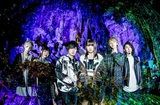 6人組ハイブリッド・ロック・バンド AliA、2/20リリースのデビュー・ミニ・アルバム『AliVe』ジャケ写&新アー写公開。限定デモ盤100円CD『limit』名阪札での販売も開始