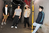 グッバイフジヤマ、4/17にメジャー1stフル・アルバム『キャッチャー・イン・ザ・ヘル』リリース決定。レコ発ツアー開催も