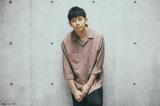 Keishi Tanaka、3月に2枚組ベスト・アルバム『CLIPS』&5月にニュー・アルバム『BREATH』リリース決定。東名阪ワンマン・ツアー開催、新ヴィジュアル公開も
