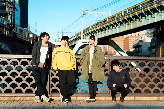 札幌発4人組ロック・バンド マイアミパーティ、4/17初の全国流通盤フル・アルバム『美しくあれ』リリース決定。新アー写公開も