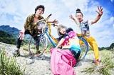 モーモールルギャバン、昨年開催の全国ツアー京都磔磔公演よりノーカット・ライヴ映像公開