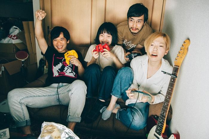 ネクライトーキー、1stフル・アルバム『ONE!』収録曲「がっかりされたくないな」試聴動画公開