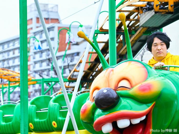 岡崎体育、本日1/9リリースの3rdアルバム『SAITAMA』より話題のバラード曲「龍」の自身初アニメーションMV公開