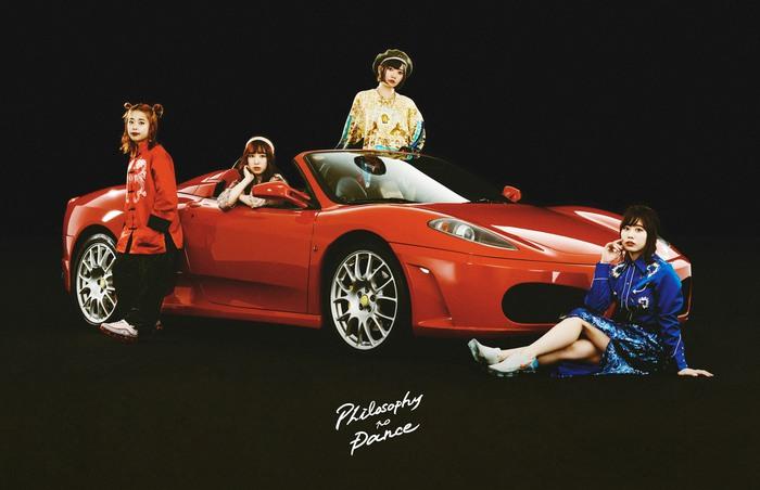 フィロソフィーのダンス、3/22リリースのニュー・アルバム『エクセルシオール』詳細発表。新アー写公開も