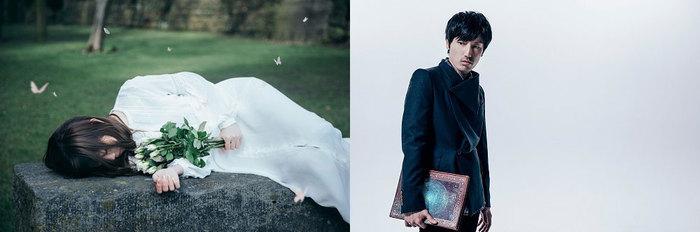 Aimer×澤野弘之、コラボ楽曲「i-mage」がSawanoHiroyuki[nZk] 3rdアルバム『R∃/MEMBER』に収録決定。リアレンジ版はAimer 5thアルバム『Penny Rain』に収録
