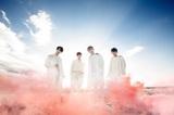 noovy、3/6リリースのニュー・シングル表題曲「スピードアップ」MV公開