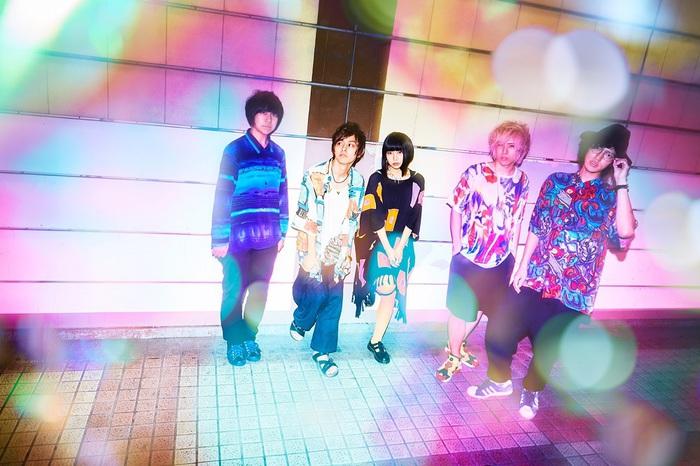 """新感覚""""おしゃかわロック""""を展開するchocol8 syndrome、約1年ぶりとなるアルバムを今夏リリース決定"""