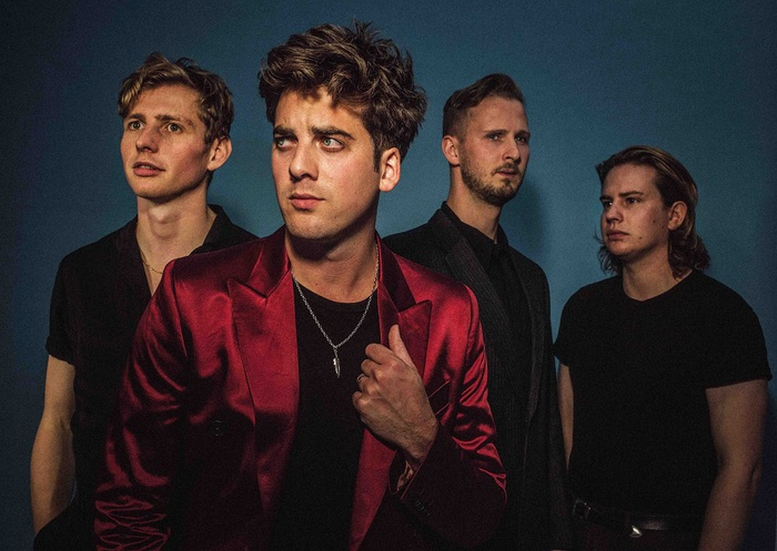UKの4人組ロック・バンド CIRCA WAVES、4/5リリースの3rdアルバム『What's It Like Over There?』より「Me, Myself And Hollywood」MV公開