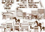 """3/23-24名古屋にて開催""""IMAIKE GO NOW 2019""""、第4弾出演者にDATS、ペンギンラッシュ、yule、betcover!!、桃野陽介(モノブライト)、おとぎ話ら13組決定"""