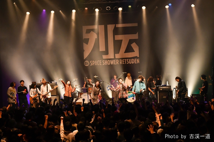 "Hump Back、teto、2、ヤングオオハラが出演した""スペースシャワー列伝 JAPAN TOUR 2019""、ドキュメンタリーも交えたツアーの模様を2時間特番として4月スペシャで放送決定"