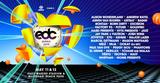 """5/11-12開催のダンス・ミュージック・フェス""""EDC JAPAN 2019""""、第1弾出演アーティストにSKRILLEX、MAJOR LAZERら決定"""