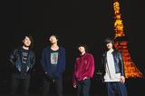 ircle、4/8吉祥寺WARPにてミニ・アルバム『Cosmic City』収録曲MV撮影ライヴ開催決定。ジャケ写も公開
