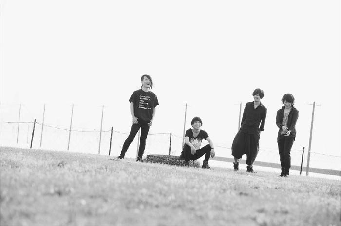 ircle、5月リリースのニュー・ミニ・アルバム詳細&ツアー・タイトル発表
